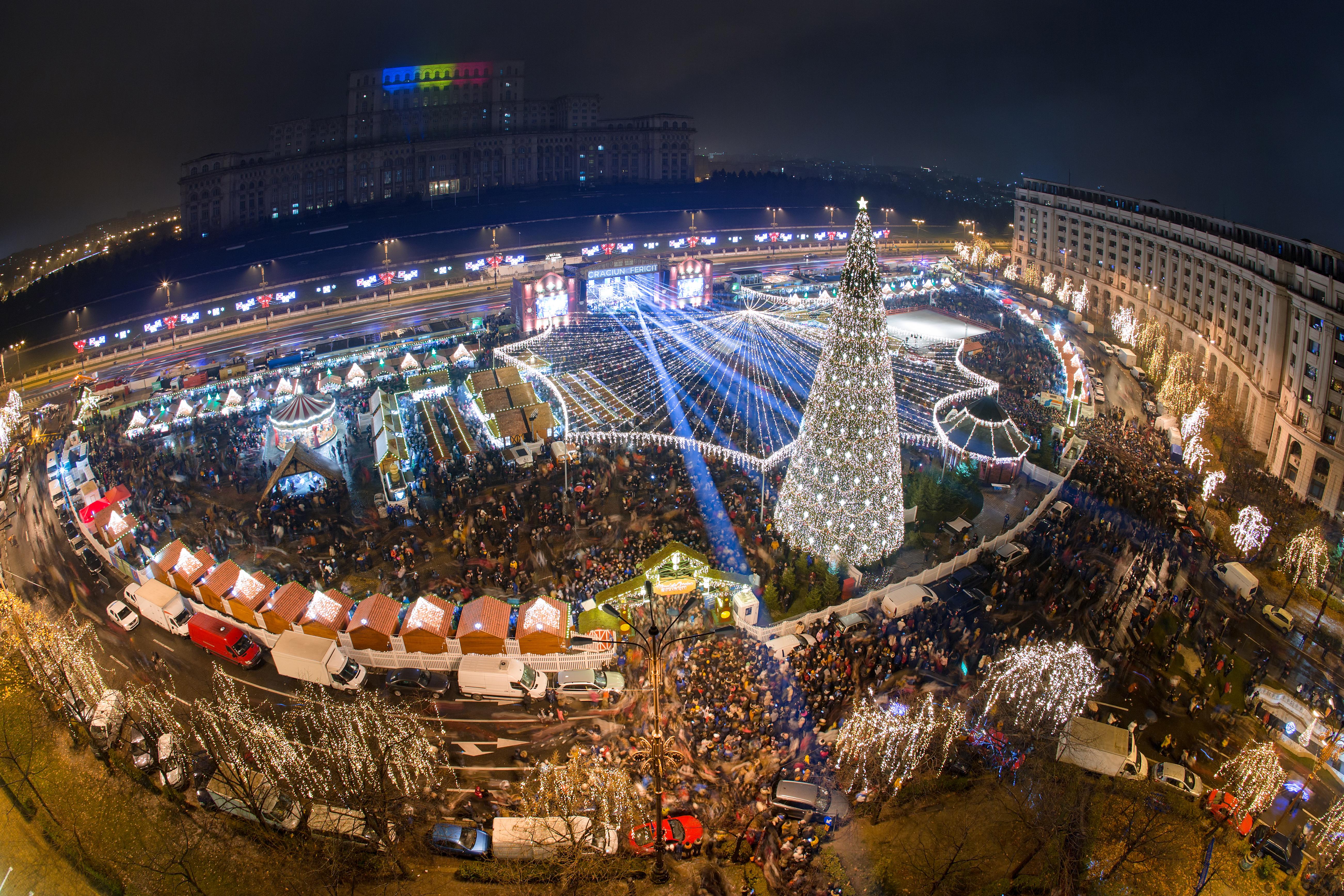 Târgul de Crăciun 2019 Bucuresti